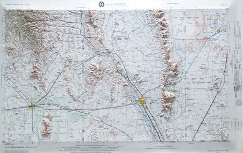 us topo - Las Cruces, New Mexico - Wide World Maps & MORE! - Book - Wide World Maps & MORE! - Wide World Maps & MORE!