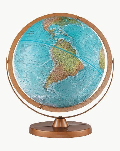 Replogle Atlantis 12-inch Diam. Tabletop Globe