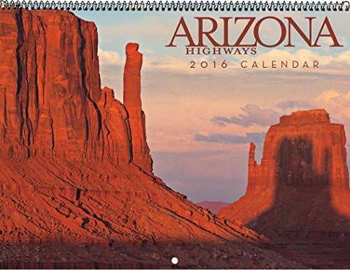 Arizona Highways 2016 Classic Wall Calendar