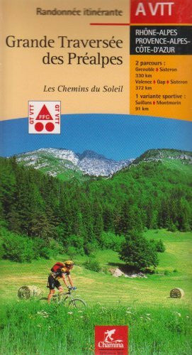 Pralpes Grande Traversevtt2parccartogdp3 (French Edition) - Wide World Maps & MORE! - Book - Wide World Maps & MORE! - Wide World Maps & MORE!