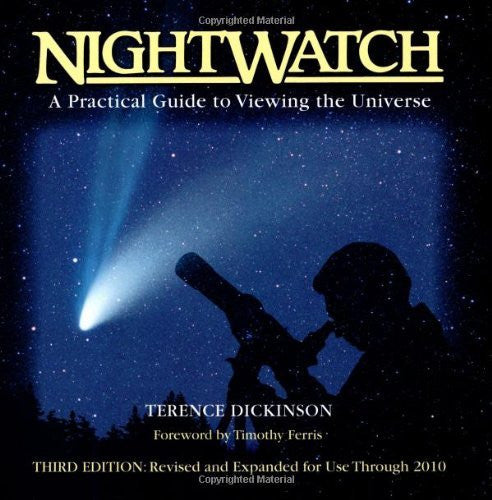 us topo - NightWatch: A Practical Guide to Viewing the Universe - Wide World Maps & MORE! - Book - Brand: Firefly Books - Wide World Maps & MORE!