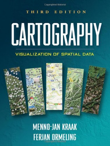 Cartography, Third Edition: Visualization of Spatial Data - Wide World Maps & MORE! - Book - Brand: The Guilford Press - Wide World Maps & MORE!