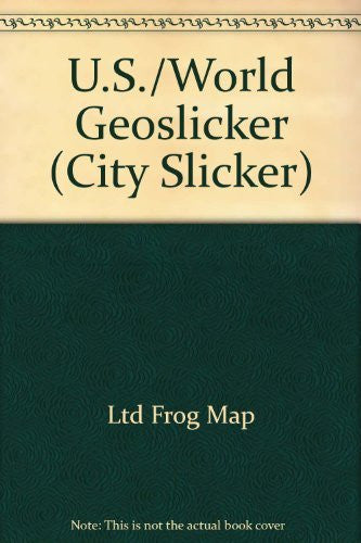 U.S./World Geoslicker (City Slicker)