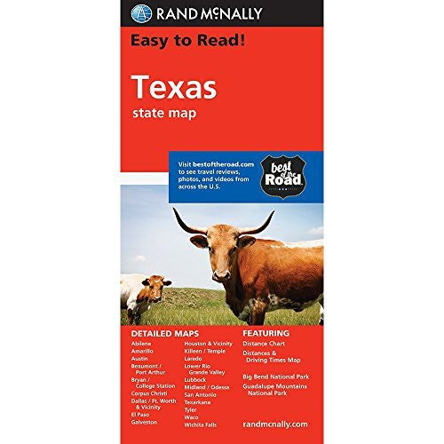 us topo - Easy to Read! Texas State Map - Wide World Maps & MORE! - Book - Wide World Maps & MORE! - Wide World Maps & MORE!