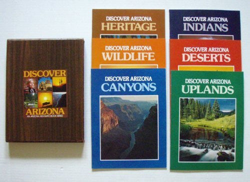 Discover Arizona uplands (Discover Arizona series)
