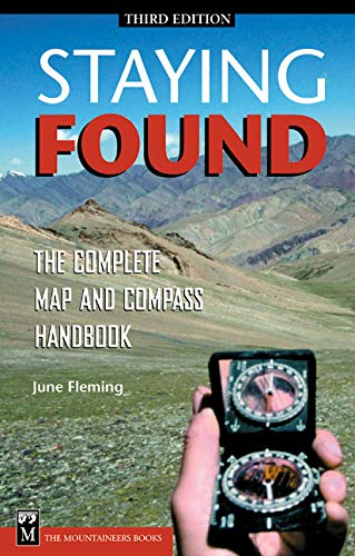 Staying Found: The Complete Map & Compass Book - Wide World Maps & MORE! - Book - Brand: Mountaineers Books - Wide World Maps & MORE!