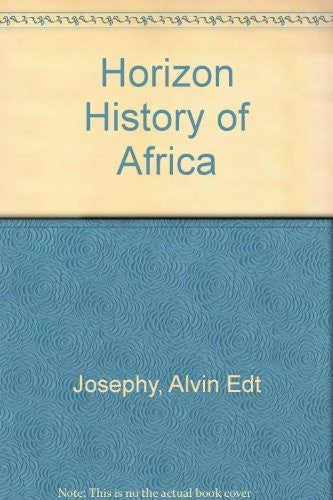 Horizon History of Africa - Wide World Maps & MORE! - Book - Wide World Maps & MORE! - Wide World Maps & MORE!