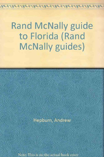 us topo - Rand McNally guide to Florida (Rand McNally guides) - Wide World Maps & MORE! - Book - Wide World Maps & MORE! - Wide World Maps & MORE!