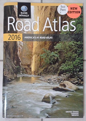 Road Atlas 2016
