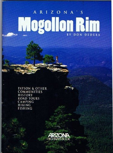 us topo - Arizona's Mogollon Rim - Wide World Maps & MORE! - Book - Brand: Arizona Highways - Wide World Maps & MORE!