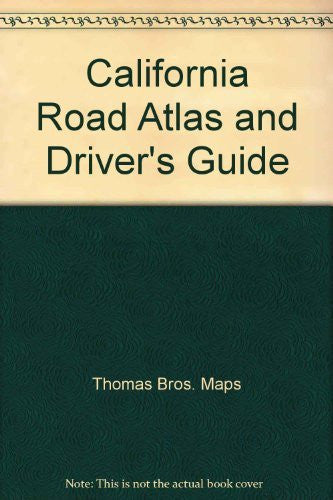 California road atlas & driver's guide - Wide World Maps & MORE! - Book - Wide World Maps & MORE! - Wide World Maps & MORE!