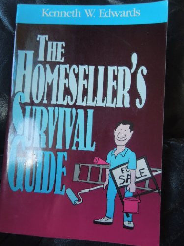 The Homeseller's Survival Guide - Wide World Maps & MORE! - Book - Wide World Maps & MORE! - Wide World Maps & MORE!