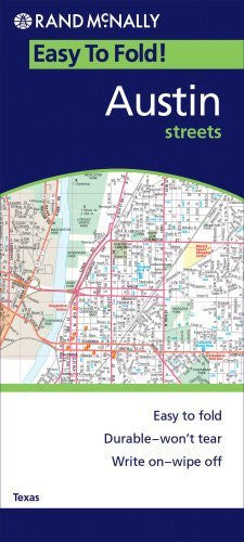 us topo - EasyFinder Austin (Rand McNally Easyfinder) - Wide World Maps & MORE! - Book - Rand McNally - Wide World Maps & MORE!