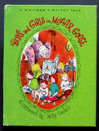 Boys and Girls in Mother Goose