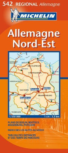 Germany Nord-Est (French Edition)