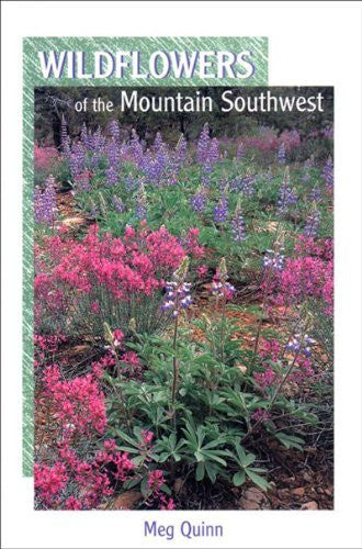 us topo - Wildflowers of the Mountain Southwest (Natural History Series) - Wide World Maps & MORE! - Book - Brand: Rio Nuevo Pub - Wide World Maps & MORE!