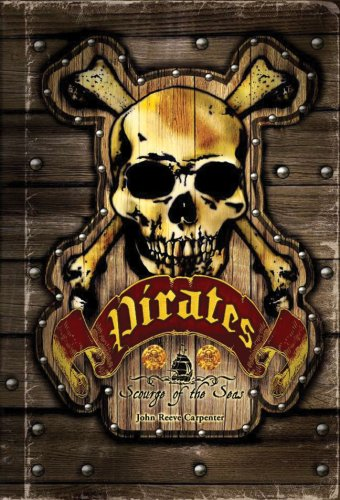 Pirates: Scourge of the Seas - Wide World Maps & MORE! - Book - Brand: Sterling - Wide World Maps & MORE!