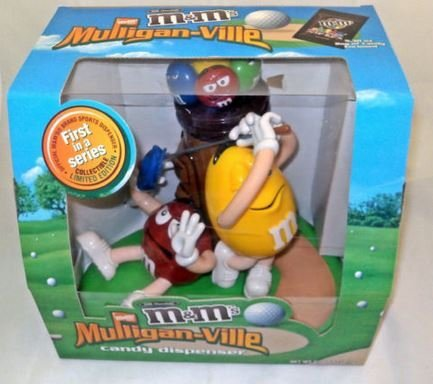 M&m's Mulligan-ville Candy Dispenser