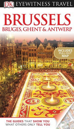 us topo - Brussels, Bruges, Ghent & Antwerp (EYEWITNESS TRAVEL GUIDE) - Wide World Maps & MORE! - Book - Wide World Maps & MORE! - Wide World Maps & MORE!