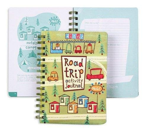 us topo - Road Trip Activity Journal - Wide World Maps & MORE! - Book - Wide World Maps & MORE! - Wide World Maps & MORE!