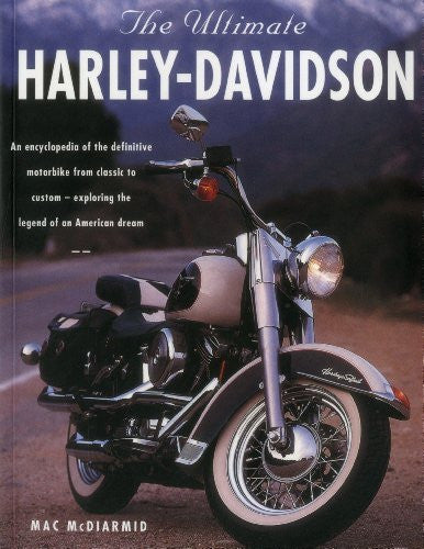us topo - The Ultimate Harley Davidson: An Encyclopedia Of The Definitive Motorbike From Classic To Custom - Exploring The Legend Of An American Dream - Wide World Maps & MORE! - Book - Wide World Maps & MORE! - Wide World Maps & MORE!