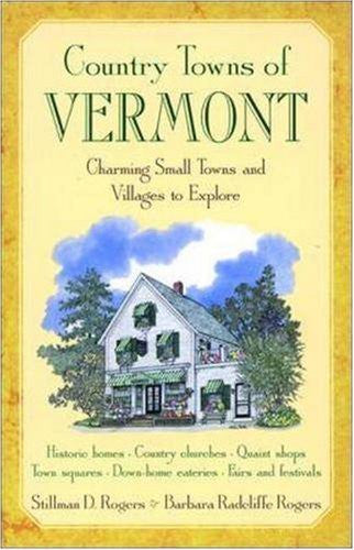 us topo - Country Towns of Vermont - Wide World Maps & MORE! - Book - Brand: McGraw-Hill - Wide World Maps & MORE!