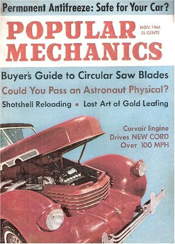 Popular Mechanics - November 1964 - (Volume 122 Number 5)