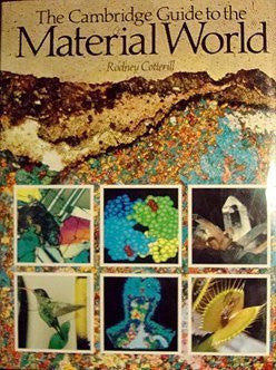 us topo - The Cambridge Guide to the Material World - Wide World Maps & MORE! - Book - Brand: Cambridge University Press - Wide World Maps & MORE!