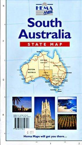 South Australia (Hema Maps States)