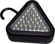 39 LED Emergency Warning Triangle - Hang or Magnet