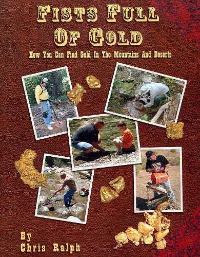 us topo - Fists Full Of Gold - Wide World Maps & MORE! - Book - Goldstone Publishing - Wide World Maps & MORE!