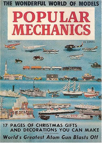 Popular Mechanics - December 1960 - (Volume 114 Number 6)