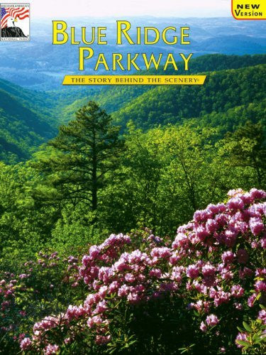us topo - Blue Ridge Parkway: The Story Behind the Scenery - Wide World Maps & MORE! - Book - Brand: KC Publications, Inc. - Wide World Maps & MORE!