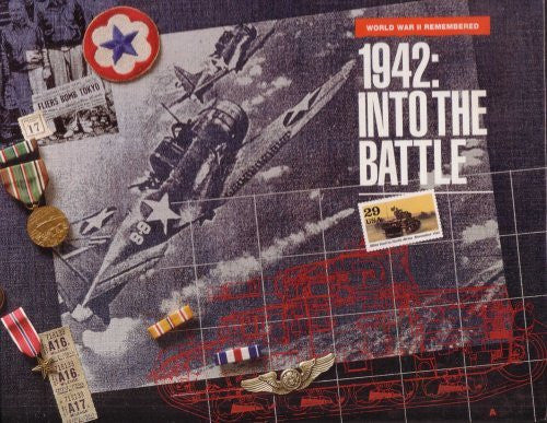 us topo - 1942: Into the Battle (World War II remembered) - Wide World Maps & MORE! - Book - Wide World Maps & MORE! - Wide World Maps & MORE!