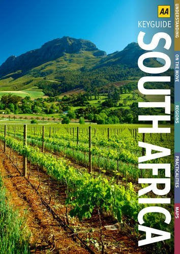 us topo - South Africa (AA Key Guides) - Wide World Maps & MORE! - Book - Wide World Maps & MORE! - Wide World Maps & MORE!