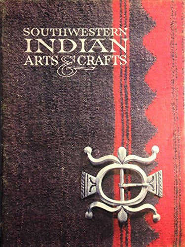 Southwestern Indian Arts and Crafts - Wide World Maps & MORE! - Book - Wide World Maps & MORE! - Wide World Maps & MORE!