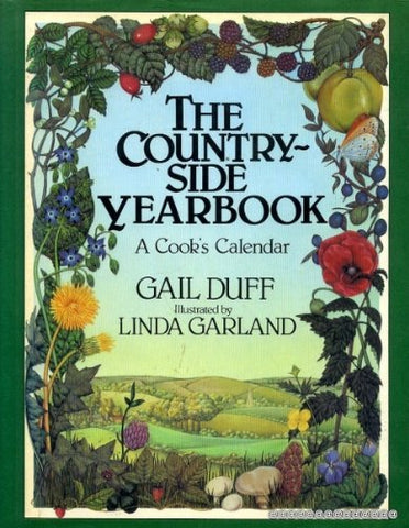 Countryside Year Book: A Cook's Calendar