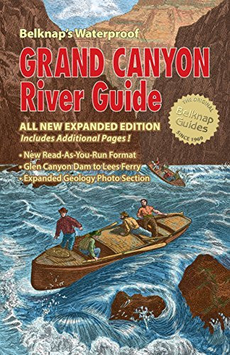 us topo - Belknap's Waterproof Grand Canyon River Guide All New Expanded Edition - Wide World Maps & MORE! - Book - Wide World Maps & MORE! - Wide World Maps & MORE!