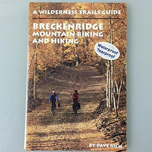 us topo - A Wilderness Trails Guide BRECKENRIDGE Mountain Biking and Hiking - Wide World Maps & MORE! - Book - Wide World Maps & MORE! - Wide World Maps & MORE!