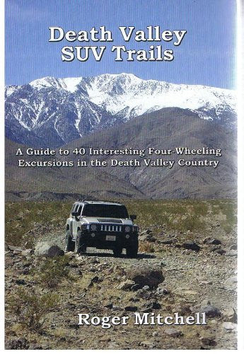 us topo - Death Valley SUV Trails A Guide to 40 Interesting Four-Wheeling Excursions in the Death Valley Country - Wide World Maps & MORE! - Book - Wide World Maps & MORE! - Wide World Maps & MORE!
