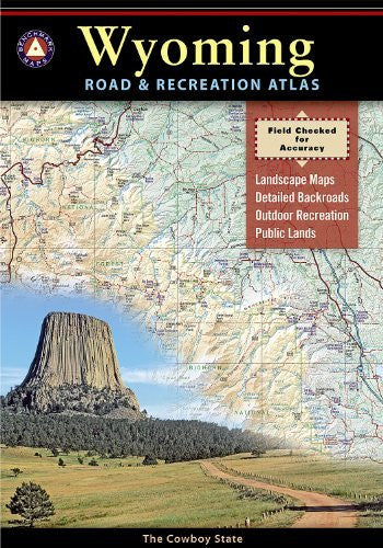 Wyoming Road & Recreation Atlas