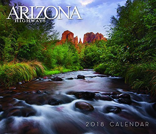 Arizona Highways 2018 Scenic Wall Calendar - Wide World Maps & MORE! - Book - Arizona Highways Magazine - Wide World Maps & MORE!