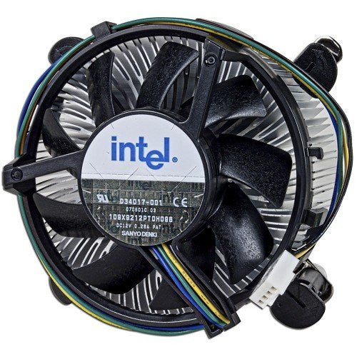 us topo - Intel P.D Socket 775 Heat Sink And Fan Up To 2.66GHz - Wide World Maps & MORE! - PC Accessory - Intel - Wide World Maps & MORE!