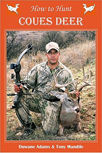 us topo - How to Hunt Coues Deer - Wide World Maps & MORE! - Book - Wide World Maps & MORE! - Wide World Maps & MORE!