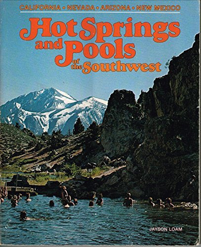 us topo - Hot springs and pools of the Southwest ; with the Aqua pages directory - Wide World Maps & MORE! - Book - Brand: Capra Press - Wide World Maps & MORE!