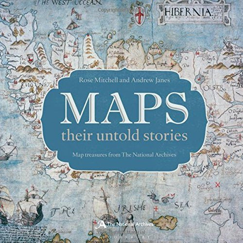 Maps: their untold stories