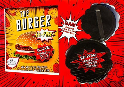 The Burger Boxset