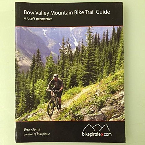 us topo - Bow Valley Mountain Bike Trail Guide - Wide World Maps & MORE! - Book - Wide World Maps & MORE! - Wide World Maps & MORE!