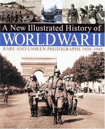 us topo - A New Illustrated History of World War II: Rare and Unseen Photographs 1939-1945 - Wide World Maps & MORE! - Book - Brand: David n Charles - Wide World Maps & MORE!