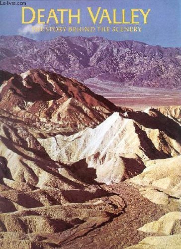 us topo - Death Valley - The Story Behind the Scenery - Wide World Maps & MORE! - Book - Wide World Maps & MORE! - Wide World Maps & MORE!